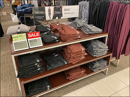 Vera-Wang Skinny Jean Selection Specials