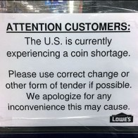 Cashwrap Correct-Change Payment Request