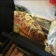 Panera Bread Gift Card Cashwrap Tray