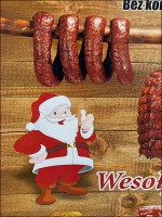 Smoked Ethnic Holiday Meats Poster
