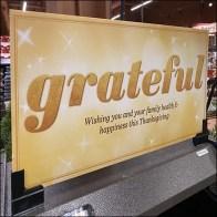 Grateful Thanksgiving Wishes from Wegman's