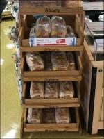 Sara Lee Artesano Bread Wood Rack