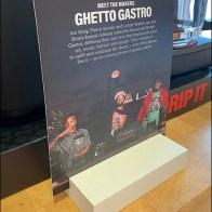 Crugxx Ghetto Gastro Sign HolderCrugxx Ghetto Gastro Sign Holder