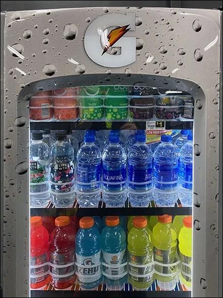 Gatorade Grab-and-Go Cooler Branding