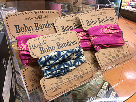 Full and Half Carded Boho Bandeau