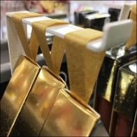 Laura Geller Dripping-In-Gold Periscope Hook