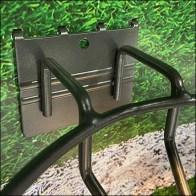 Pegboard-Mount Soccer Ball Ring Hook Naked