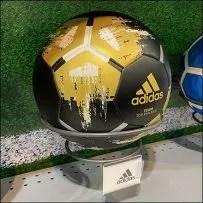 Soccer Ring-Hook C-Channel Branding