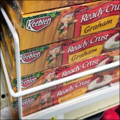 Keebler Ready-Cut-Crust Open-Wire Rack