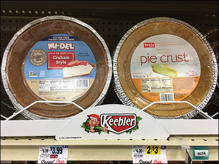Keebler Shelf-Long Pie-Crust Rack