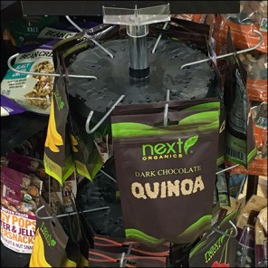 Next-Organics Spinner J-Hook Outfitting