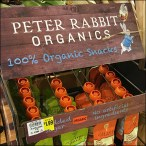 Peter-Rabbit Organics Neck-Hang Rack