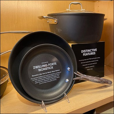 Zwilling Non-Stick Pots and PansZwilling Non-Stick Pots and Pans