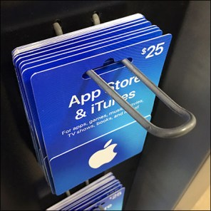 Apple Gift-Card Loop-Hook Levels Playing Field