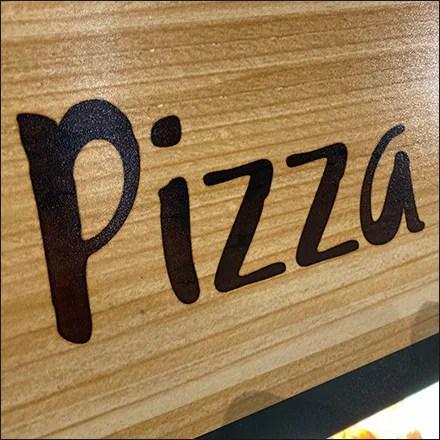 Meals-2-Go Pizza Cooler Merchandising