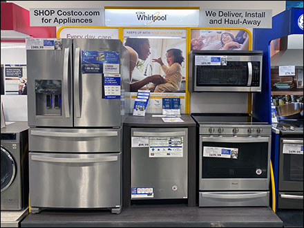 Whirlpool Kitchen Appliance Lineup