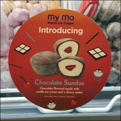 Introducing Mochi Ice Cream Sundaes