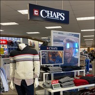 Chaps Apparel Crossroads Merchandising