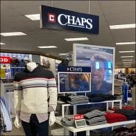 Chaps Apparel Crossroads Merchandising