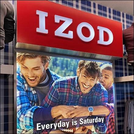 Izod Everyday-Saturday Shirt Collection