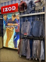 Izod Everyday-Saturday Shirt Collection