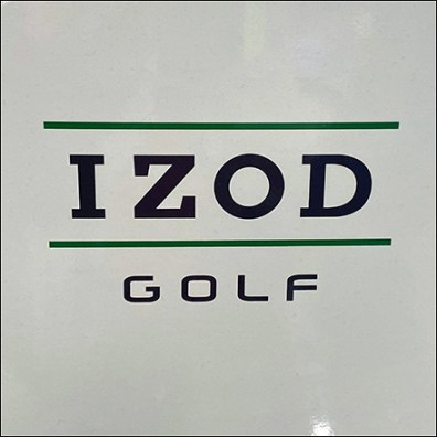 Izod Swing-Flex Golf Slacks Display