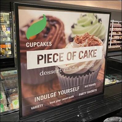 Market-32 Piece-of-Cake Cooler Island