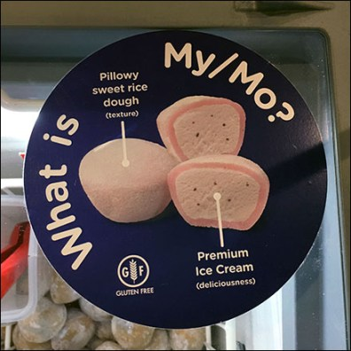 My-Mo Ice-Cream Freezer Door Definition