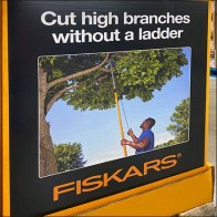 Forest of Fiskars Branch Trimmer Display