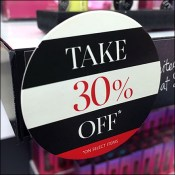 Stylish Sephora Circular Sales Splats