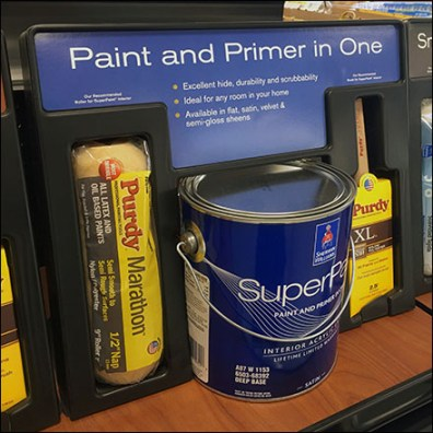 Sherwin-Williams Primer-Paint SuperPaint