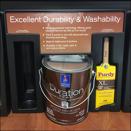 Sherwin-Williams Washable Duration Paint