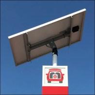 Target Eco-Friendly Drive-Up Solar Panels