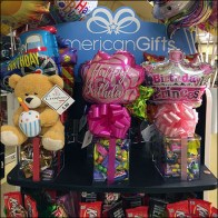 American-Gifts Freestanding Tower Display