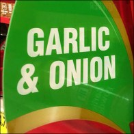McCormick Garlic Powder Auto-Feed Promo-Flag
