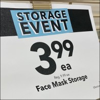 Face-Mask Storage Solutions Powerwing