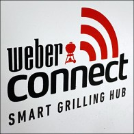 Weber Connect Smart-Grill Display