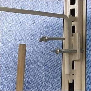 Gondola-Upright Sign-Arm Details