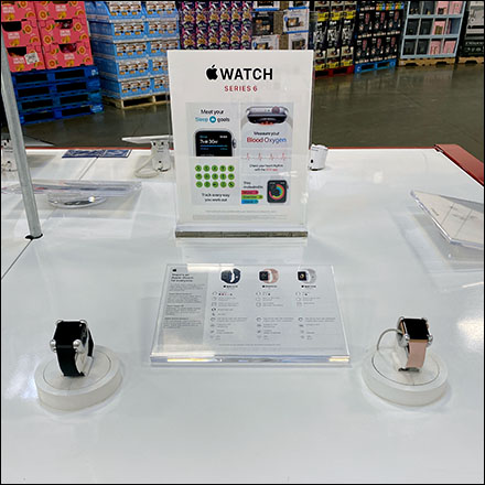 Updated Apple Watch Countertop Presentation