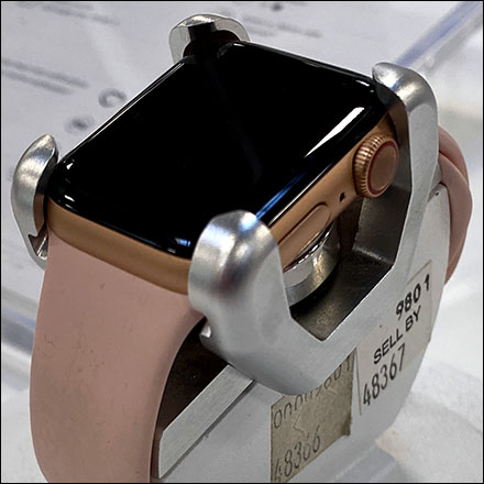 Apple-Watch Sell-By Advisory Note