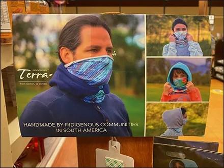 Indigenous-People Face-Mask Market Positioning