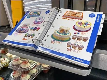 3-Ring Cake Decorating Binder