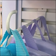 Skip-Hop Slatwall J-Hook Merchandising
