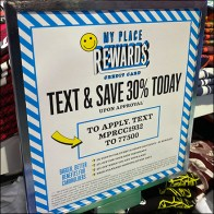 Children's Place Text To Save 30% Rewards