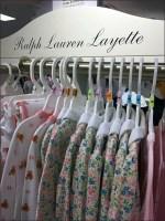 Ralph-Lauren Layette Branded Island