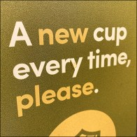 Panera Bread New-Cup-Every-Time Coffee Suggestion