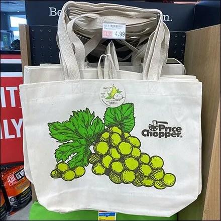 Price Chopper Choose-To-Reuse Shopping Bag