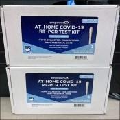 Pain-Free Covid Test Merchandising