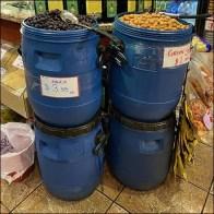 Gourmet Food-Grade Plastic Barrels