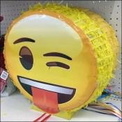 Emoji Piñata Hispanic Merchandising Hero